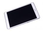 GH97-17400C - Front cover with touch screen and LCD display Samsung SM-T550 Galaxy Tab A 9.7 WiFi - white (origina...