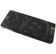 GH97-17819B - Front cover with touch screen and display LCD Samsung SM-G928F Galaxy S6 Edge+ - black (original)