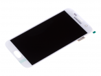 GH97-18523D - Front cover with touch screen and display LCD Samsung SM-G930F Galaxy S7 - white (original)