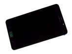 GH97-18756A - Front cover with touch screen and LCD display Samsung SM-T285 Galaxy Tab A 2016 7.0 LTE - black (ori...