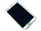 GH97-18756B - Front cover with touch screen and LCD display Samsung SM-T285 Galaxy Tab A 2016 7.0 LTE - white (ori...