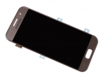 GH97-19732B - Touch screen and LCD display Samsung SM-A320F Galaxy A3 2017 - gold (original)