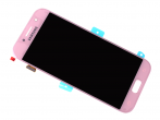GH97-19733D - Touch screen and LCD display Samsung SM-A520F Galaxy A5 2017 - pink (original)