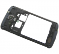 GH98-28008B - Middle cover Samsung I9295 Galaxy S4 Active - blue (original)