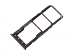 GH98-44169A - SIM and SD card tray Samsung SM-A105 Galaxy A10 - black (original)