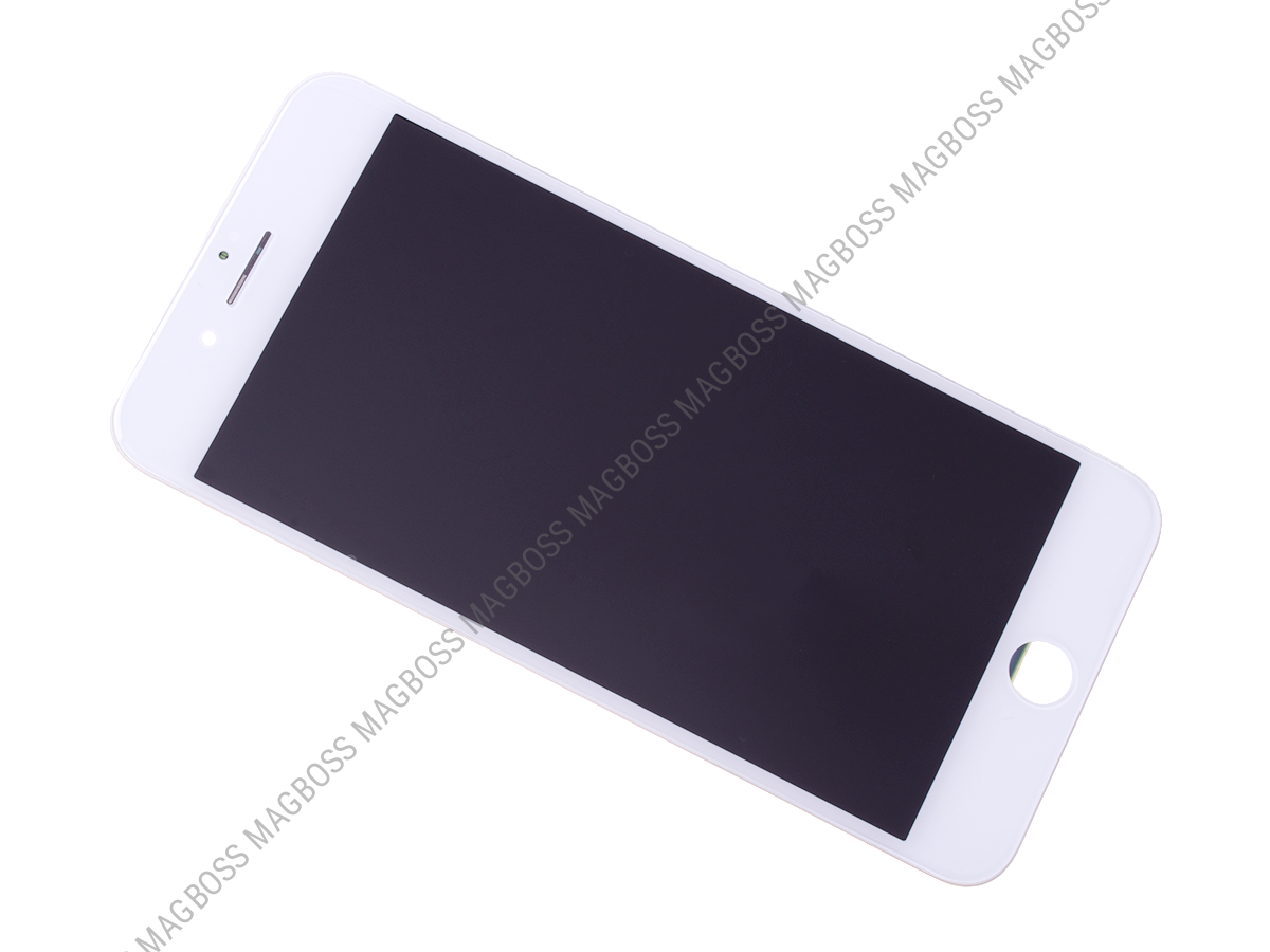- LCD display with touch screen (original material) iPhone 8 Plus - white