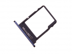 MEND102014A - SD card tray Nokia 3 - blue (original)