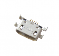 Micro USB connector Alcatel OT 6012/ OT 6012D One Touch Idol Mini/ 6035R Idol S/ 4033/  4033D POP C3...