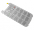 MM1160521 - Keypad Motorola WX308 Gleam+ - white (original)