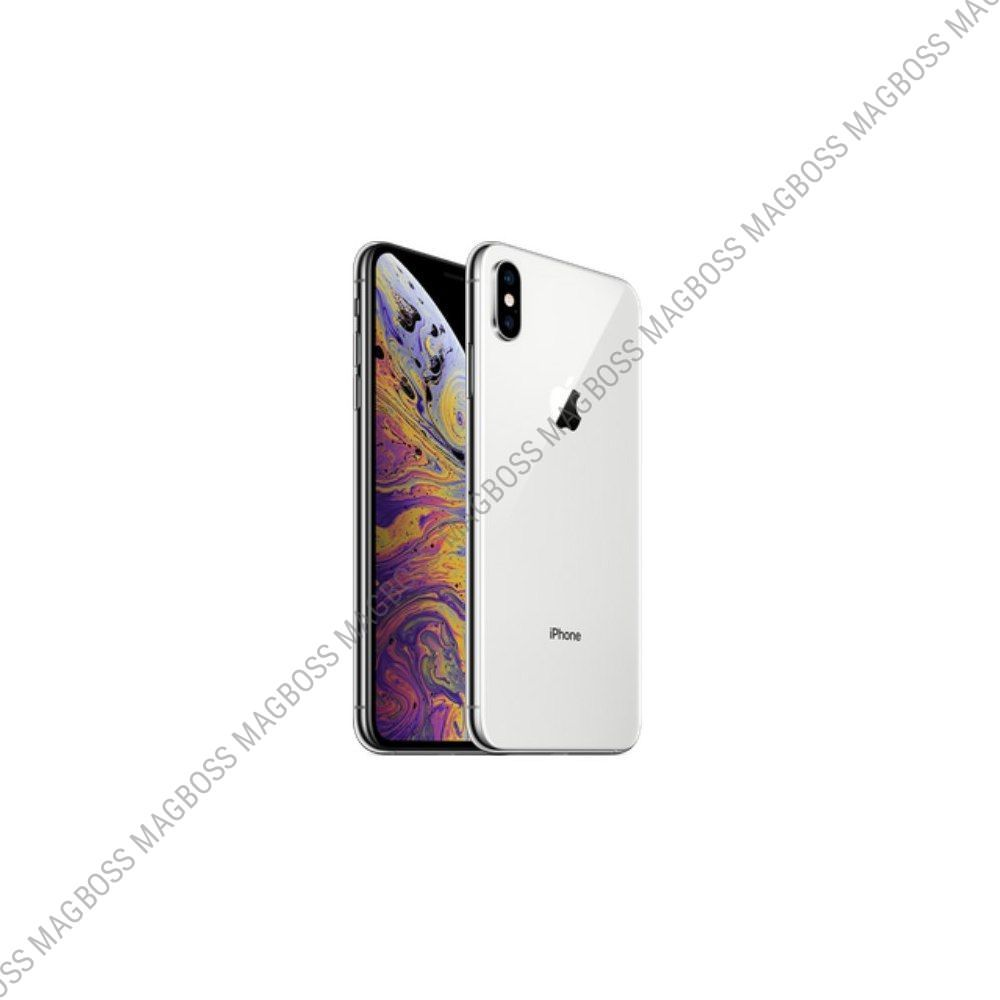 - Phone iPhone XS MAX Silver 64GB - NEW (EU SPEC)