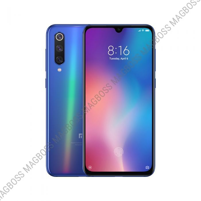 Phone Xiaomi Mi 9 SE 128GB - blue NEW (Global Version)