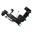 System connector with flex cable iPhone 5C - black