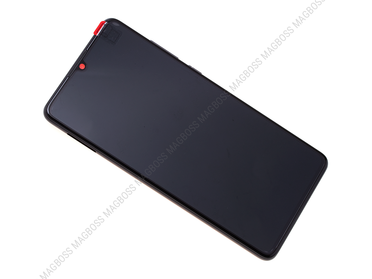 02352NLL - Touch screen and LCD display Huawei P30 - black (original)