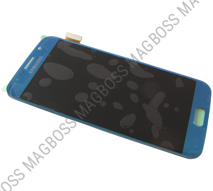 GH97-17260D - Touch screen and LCD display Samsung SM-G920 Galaxy S6 - blue (original)