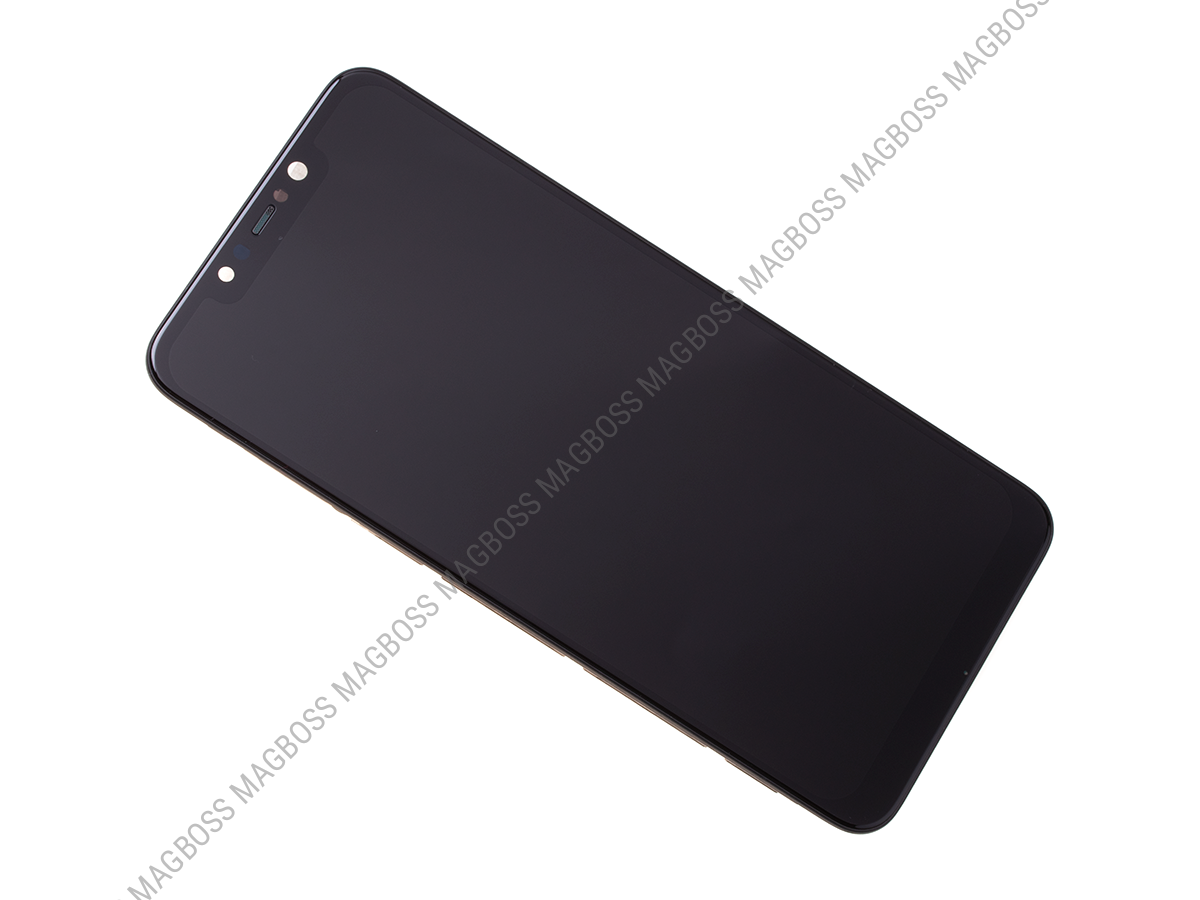560610057033 - Touch screen and LCD display Xiaomi Pocophone F1 - black (original)