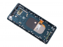U50053472, 1315-5028 - Front cover with touch screen and LCD display Sony H8416 Xperia XZ3/ H9436, H9493 Xperia XZ3 Dual SIM - green (original)