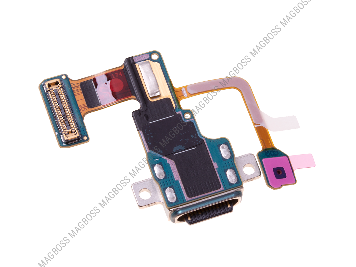 GH97-22278A - USB connector with microphone Samsung SM-N960 Galaxy Note 9 (original)
